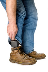 Rehab Support Services Male Boot Image
